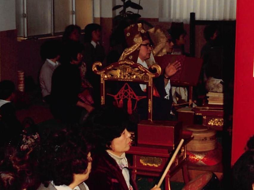昭和58年2月3日 節分会