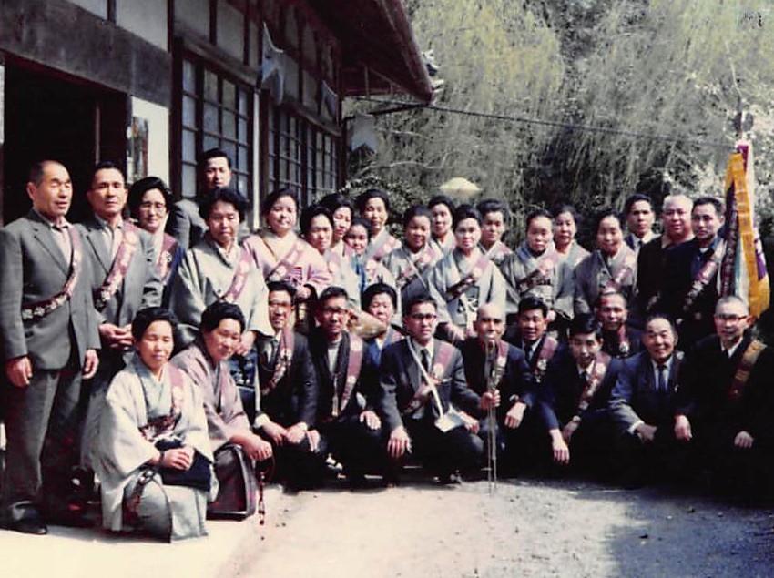昭和46年4月6日 身延大会