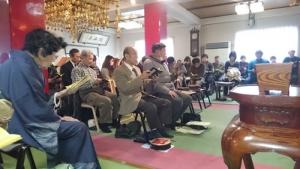 平成27年新年星祭祈祷会の模様4