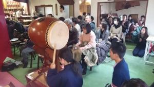 平成27年新年星祭祈祷会の模様5