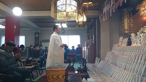 平成27年新年祈祷会の御報告