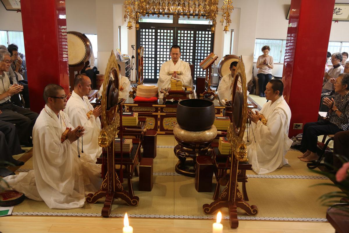 平成27年9月 盛運祈願祭