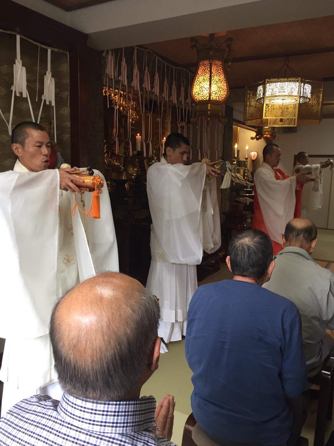 平成29年9月 祈願祭
