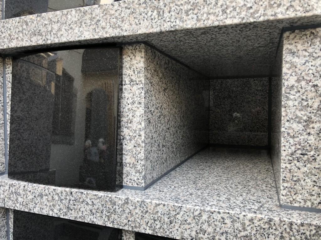 永代供養墓内部