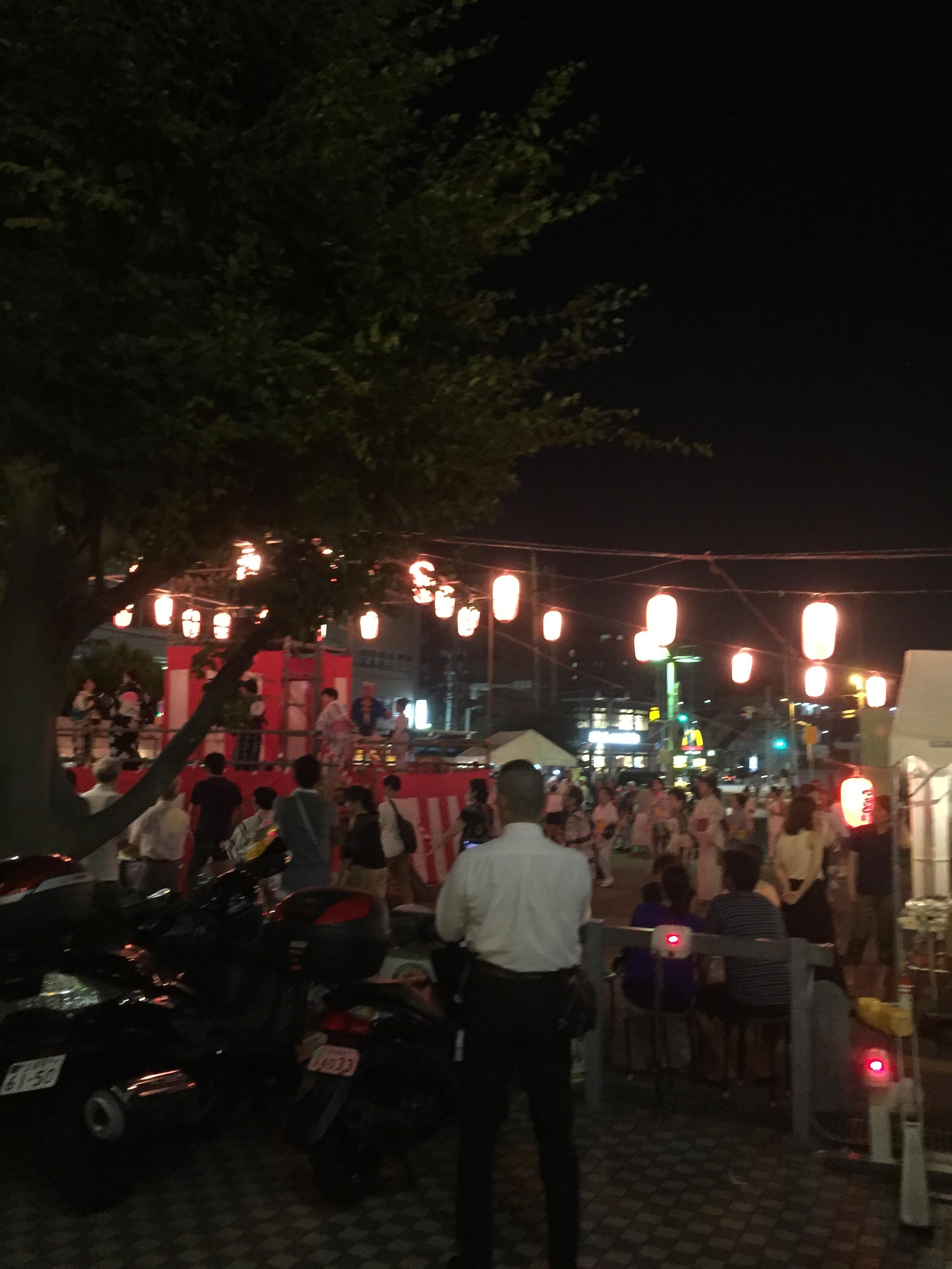 町会夏祭り(^^)/