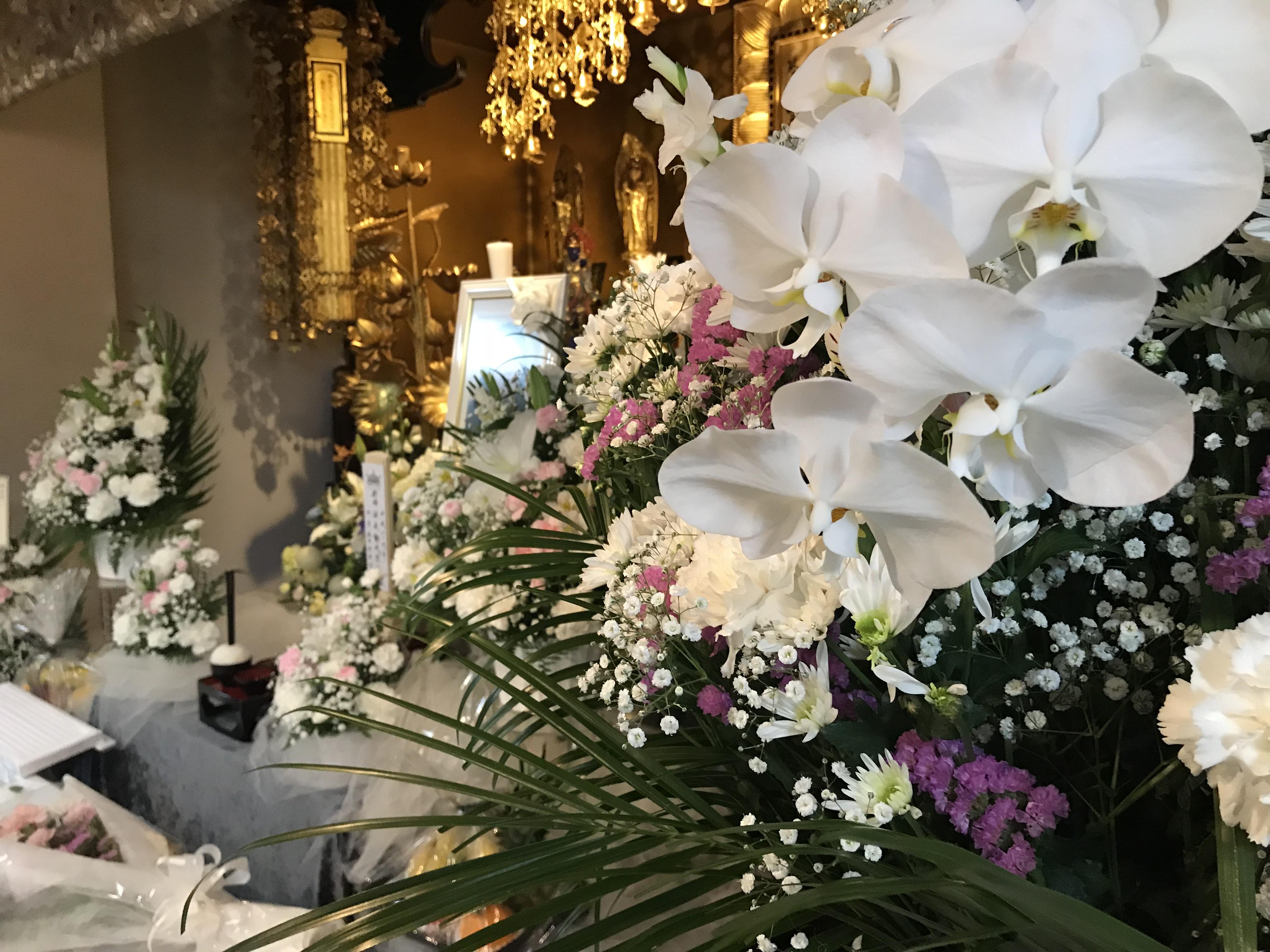 お寺で行う葬儀・葬式